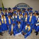 BTC graduates with Hentzels